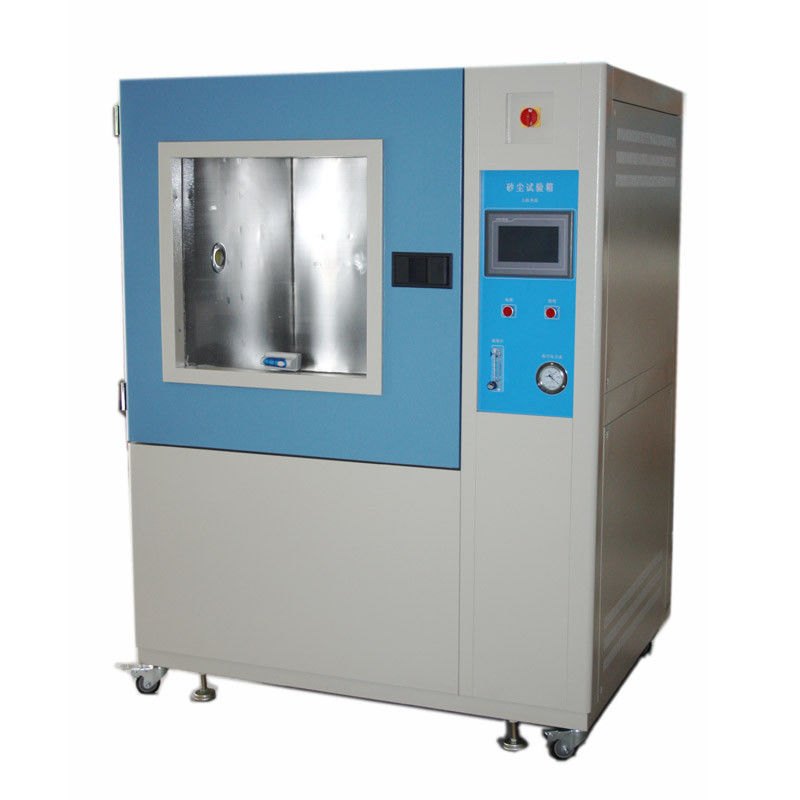 IPX78 Protection Testing Chamber Dustproof Lab Environmental Test Chamber Sand And Dust Test Chamber