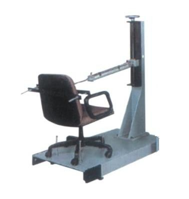 Office Funiture Tester Back Impact Tester Chairs Backrest Durability Testing Machine