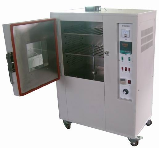 Rubber Aging Test Movable Environmental Test Chamber Rubber Lab Aging Oven High Temperature Lab Oven