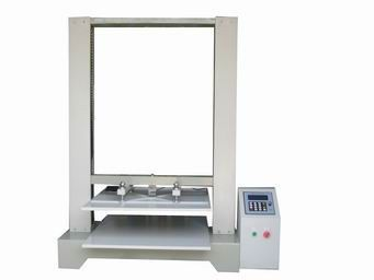 Electronic Paper Testing Equipments , Carton Box Compression Resistance Tester