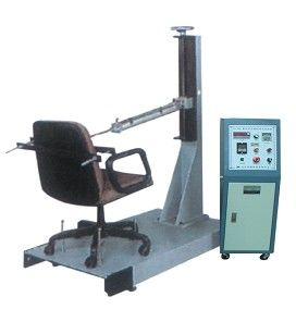 Professional Durability Office Chair Testing Machine With Micro Computer Controller Box