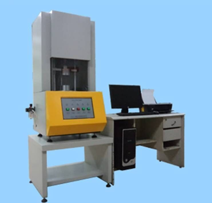 Industrial Rubber Testing Equipment MDR Rheometer With ASTM D5289 / ISO 6502