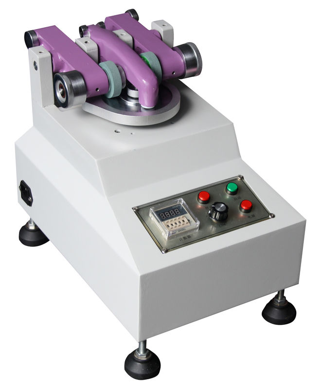 ASTM D1044 Leather Fabric Rubber TABER Abrasion Universal Testing Machine Lab Equipment